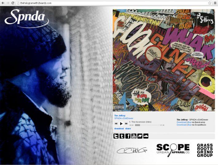 SPNDA-website