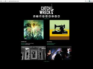 Catch Wreck Music .com [Web]
