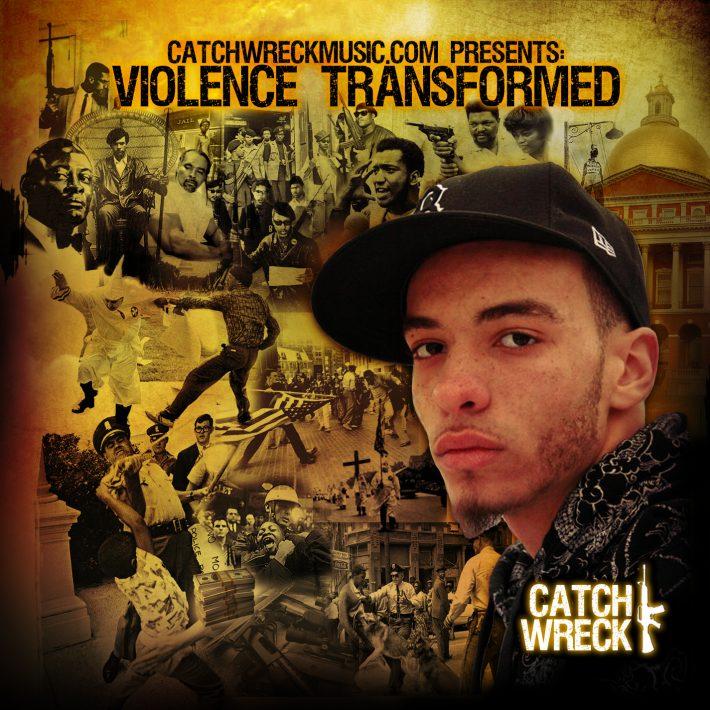 Violence Transformed-Front