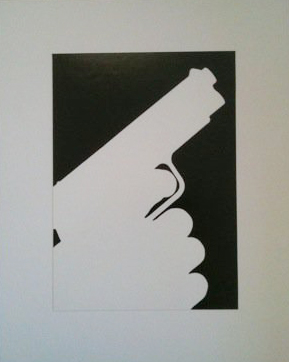 Weapons-print