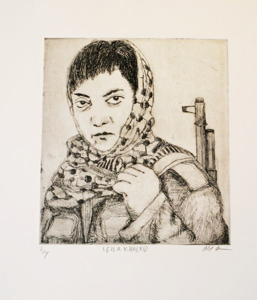 leilakhaled-etching