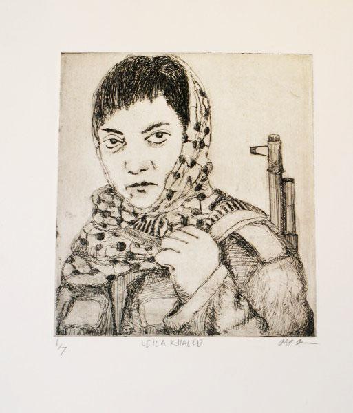 leilakhaled-etching