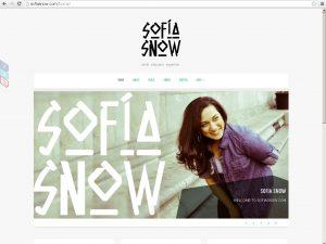 Sofia Snow .com [Web]