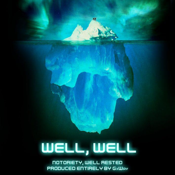 well well - blue