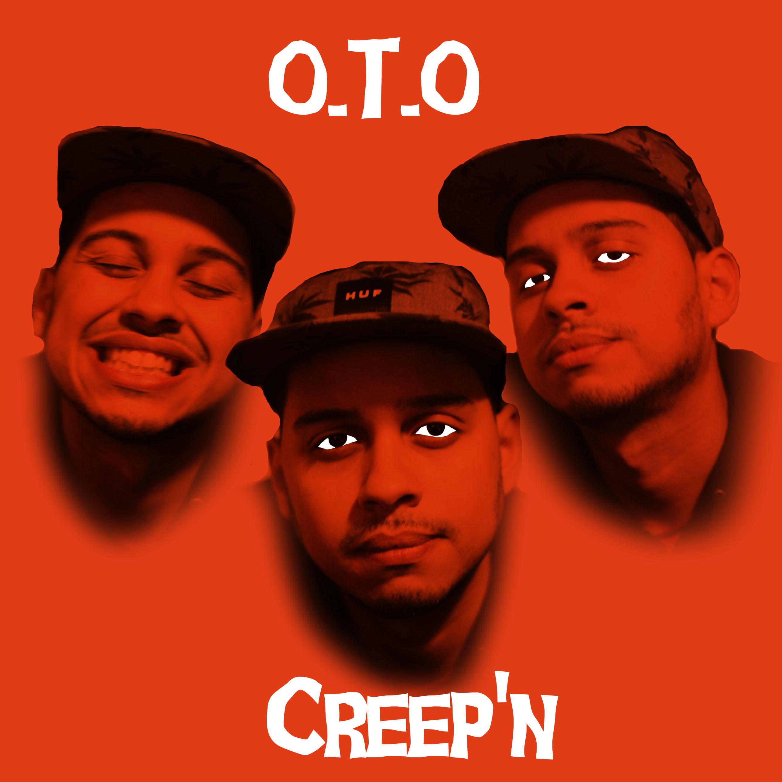 Jacob Leidolf » Creep'N [Album Art]