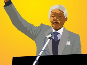 Nelson Mandela Tribute [Art]