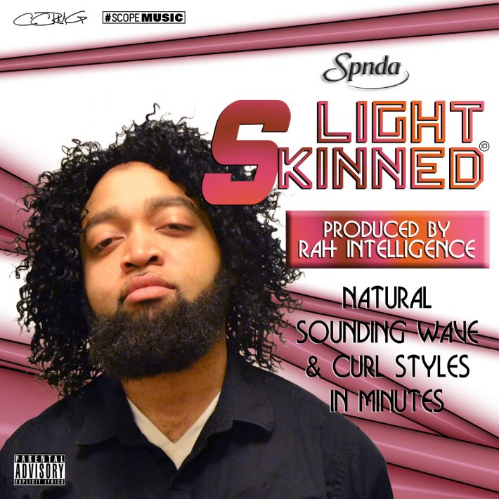 light skinned cover
