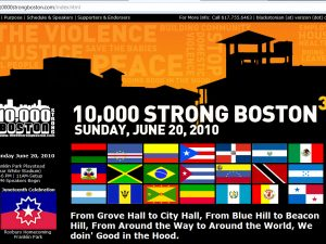 10,000 Strong Boston