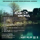 End of Story - Back Cover