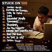 Stuck On 100 - Back