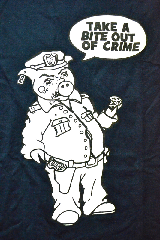 Bite of Crime - Front