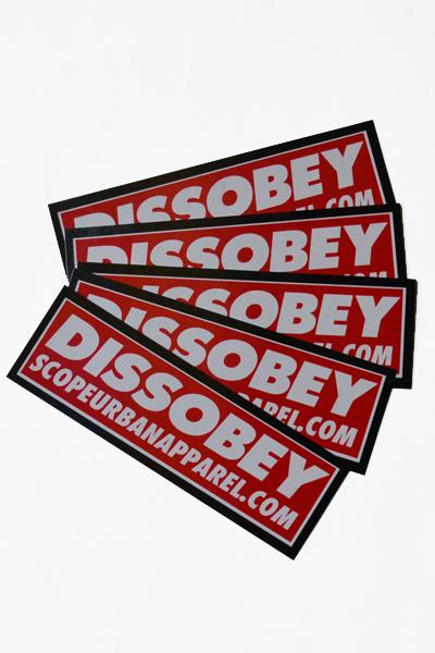 DissobeyStickers