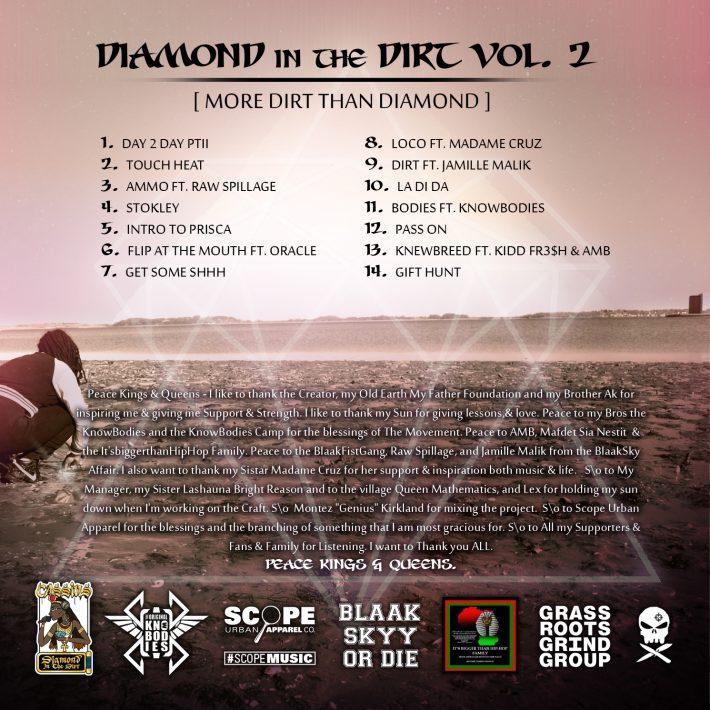 DD Vol 2 - back
